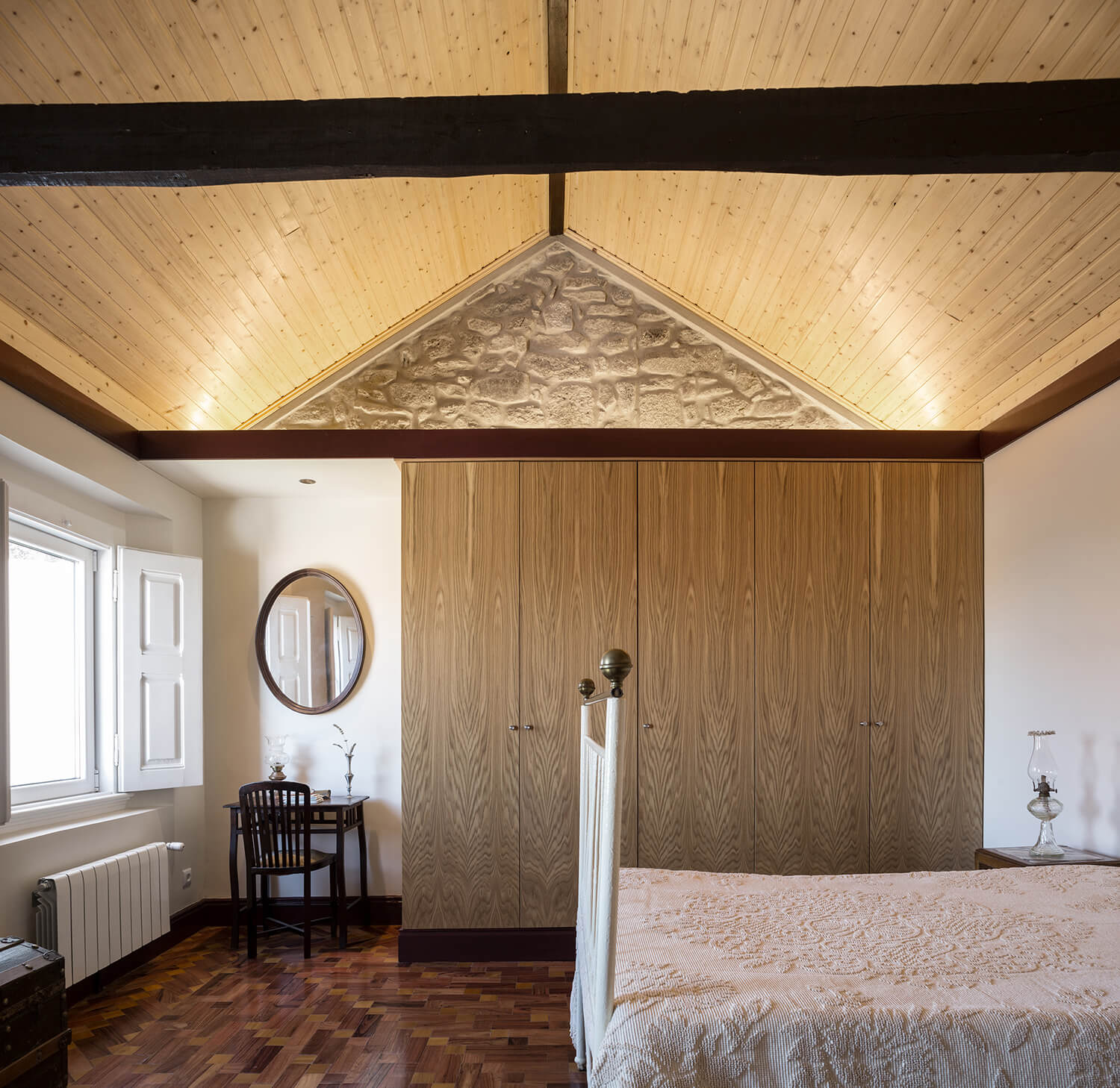 Restoration Of A Rural Family House