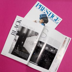Krush-It   Prestige publication in Switzerland